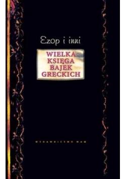 Wielka księga bajek greckich