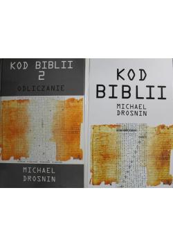 Kod biblii 2 tomy od 1 do 2