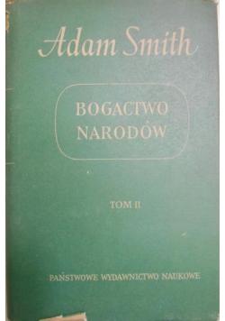 Bogactwo narodów Tom II