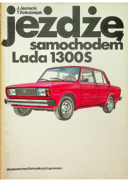 Jeżdzę Samochodem Lada 1300S