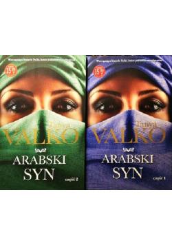 Arabski syn 2 części