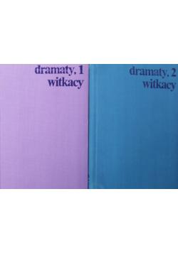 Witkacy Dramaty Tom I i II