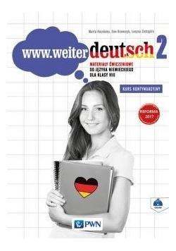 www weiter deutsch 2  AB Kurs kontynuacyjny