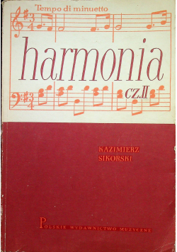 Harmonia część II