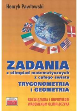 Zadania z olimpiad matematycznych z całego świata  trygonometria i geometria
