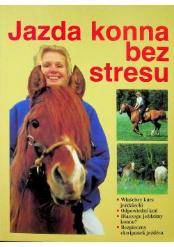 Jazda konna bez stresu