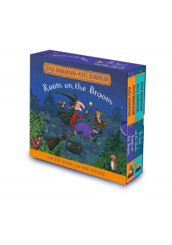 Room on the Broom / The Snail and the Whale
