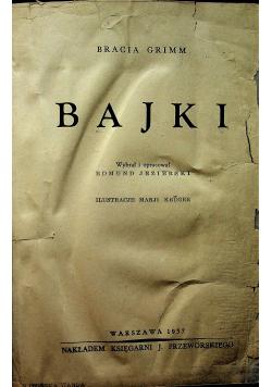 Bajki 1937r