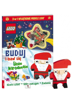 LEGO(R). Buduj i baw się. Boże Narodzenie