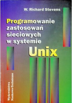 Programowanie zastosowań sieciowych w systemie Unix