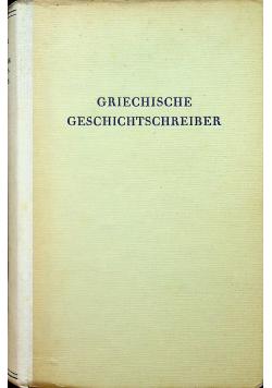 Griechische geschichtschreiber