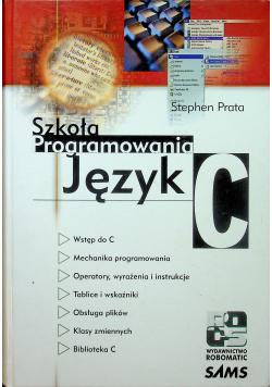 Szkoła programowania języka C