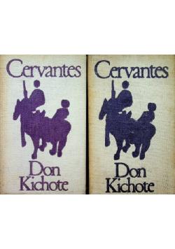 Don Kichote z Manczy 2 tomy
