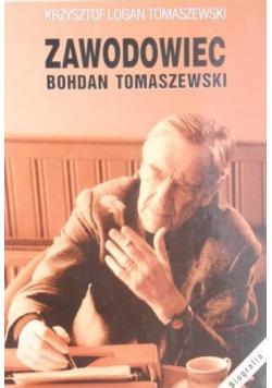 Zawodowiec Bohdan Tomaszewski + Autograf Tomaszewskiego