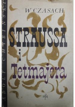 W czasach Straussa i Tetmajera