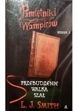 Pamiętniki Wampirów Księga 1
