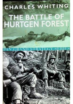 The batte of hurtgen forest