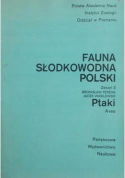 Fauna słodkowodna Polski Ptaki Aves