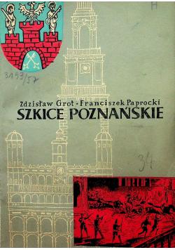 Szkice poznańskie