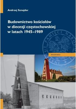 Budownictwo kościołów w diecezji częstochowskiej w latach 1945 1989