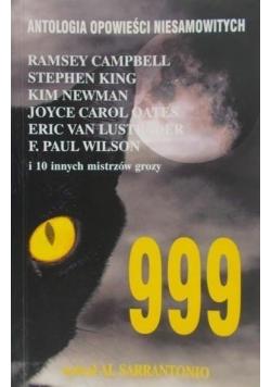 999 Antologia opowieści niesamowitych
