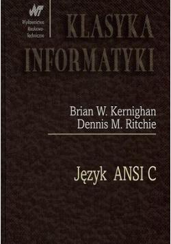 Język ANSI C