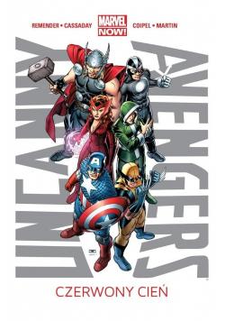 Uncanny Avengers Tom 1  Czerwony cień