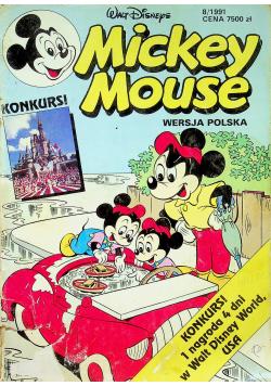Mickey Mouse wersja polska