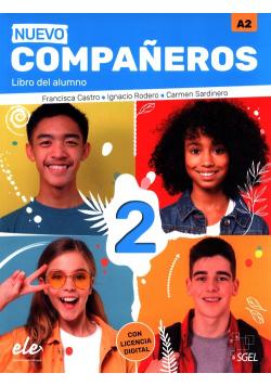 Nuevo Companeros 2 Libro del alumno