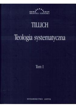 Teologia systematyczna Tom 1
