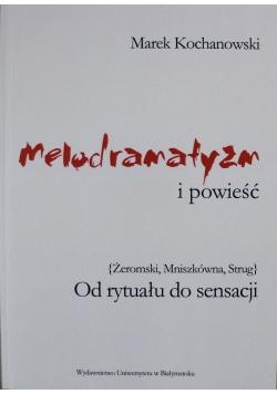 Melodramatyzm i powieść