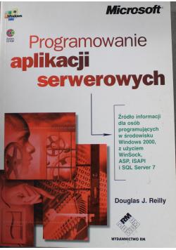 Programowanie aplikacji serwerowych zawiera