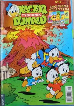 Kaczor Donald nr 16