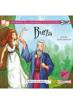 William Szekspir T.6 Burza audiobook
