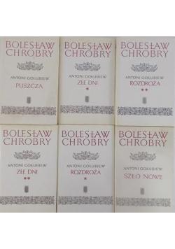 Bolesław Chrobry tom od I do VI