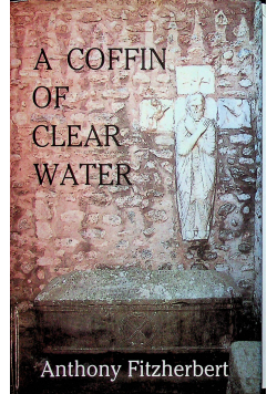A coffin clear water