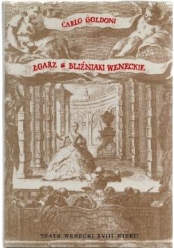 Łgarz bliźniaki Weneckie
