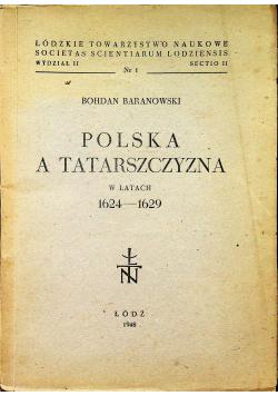 Polska a Tatarszczyzna 1948 r.