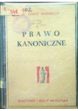 Prawo kanoniczne 1948 r