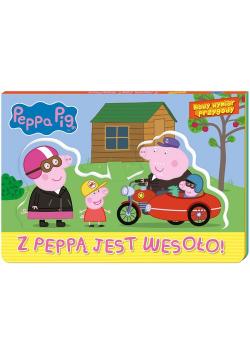 Peppa Pig Nowy Wymiar Przygody Z Peppą jest wesoło!