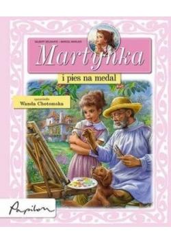 Martynka i pies na medal