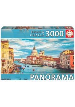 Puzzle 3000 Canal Grande/Wenecja (panorama) G3