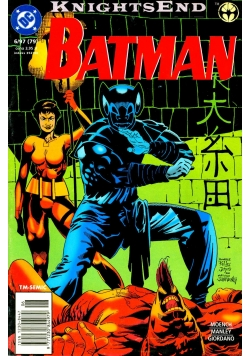 Batman nr  6 1997r