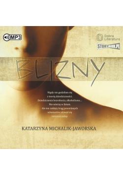 Blizny audiobook