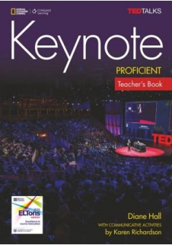 Keynote Proficient Teachers Book