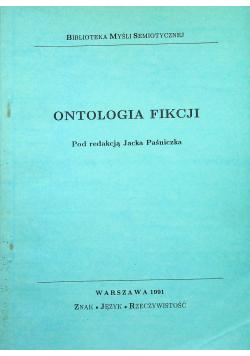 Ontologia Fikcji