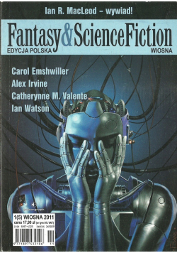 Fantasy and Science Fiction  wiosna
