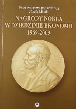 Nagrody Nobla w dziedzinie ekonomii