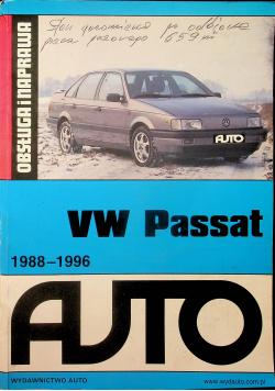 VW Passat 1988 1996 Obsługa i naprawa