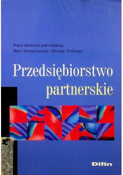 Przedsiębiorstwo partnerskie